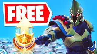 How To Get FREE BATTLE PASS / VBUCKS In Fortnite Season 10!