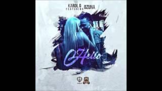 Hello Karol G Feat. Ozuna Letra Lyrics.mp3