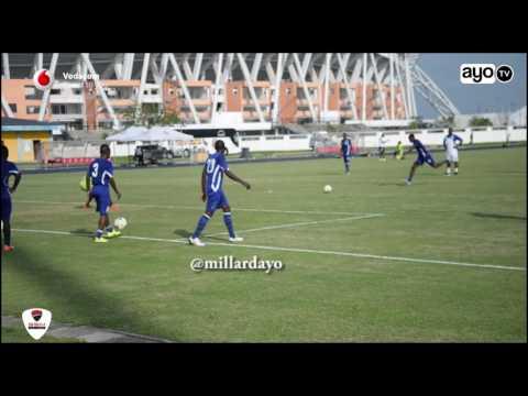 Mazoezi ya Serengeti Boys kuelekea game vs Angola na ripoti ya Doctor