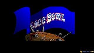 Blood Bowl gameplay (PC Game, 1995)