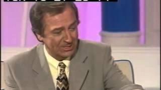warren mitchell alf garnett des oconnor football special 1998
