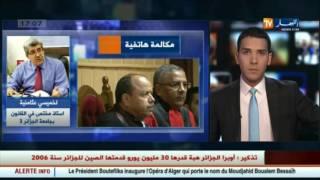 قضاء: المجلس الأعلى للقضاء يعين القضاة في الهيئة العليا المستقلة لمراقبة الإنتخابات