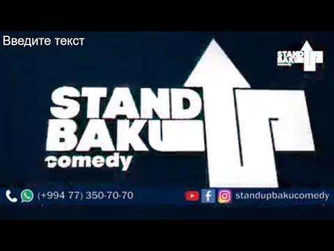 Stand UP Baku (34-cü şou, 20.04.2019) Tam Veriliş