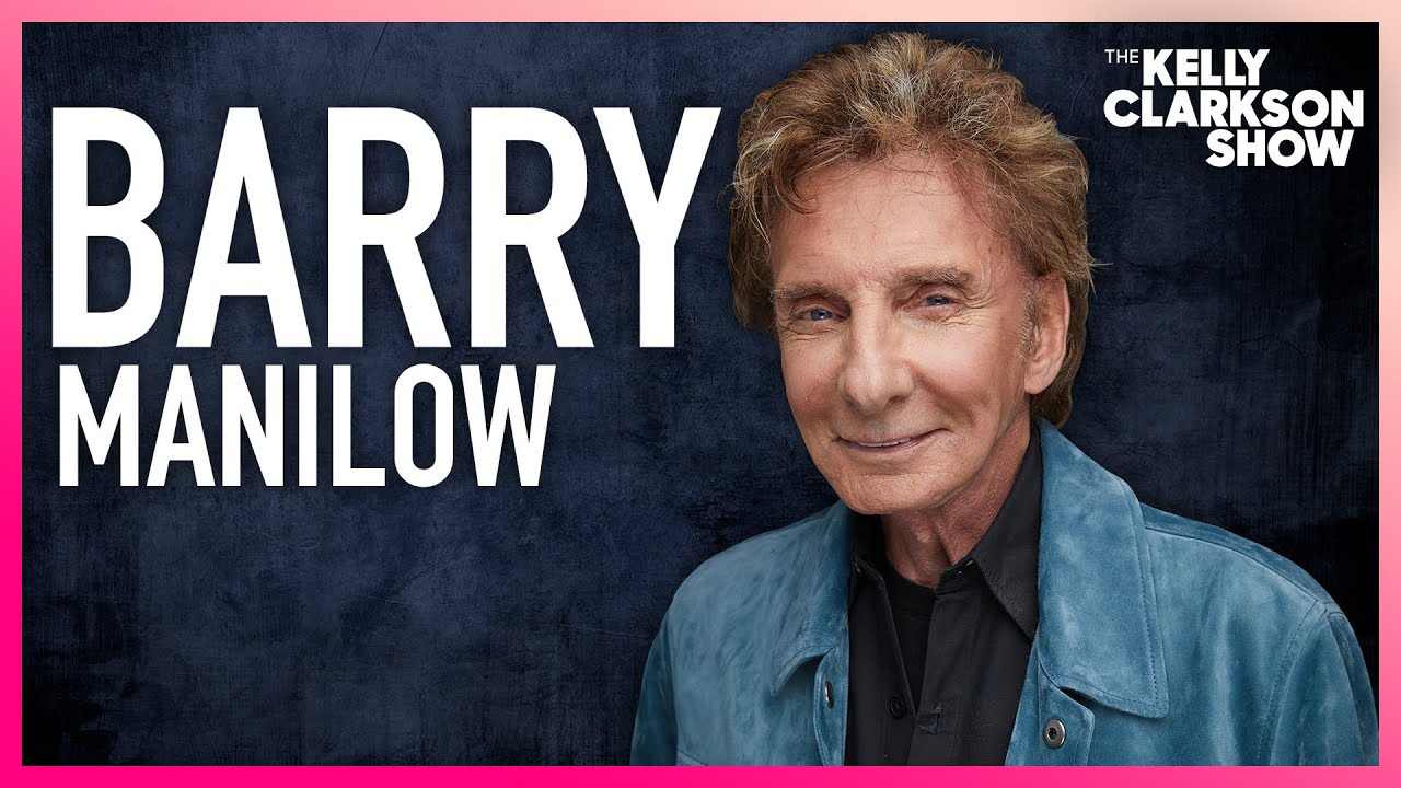 Barry Manilow Won't Ever Run For President