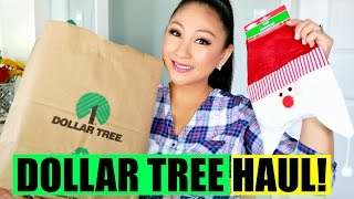 DOLLAR TREE CHRISTMAS DECOR HAUL!