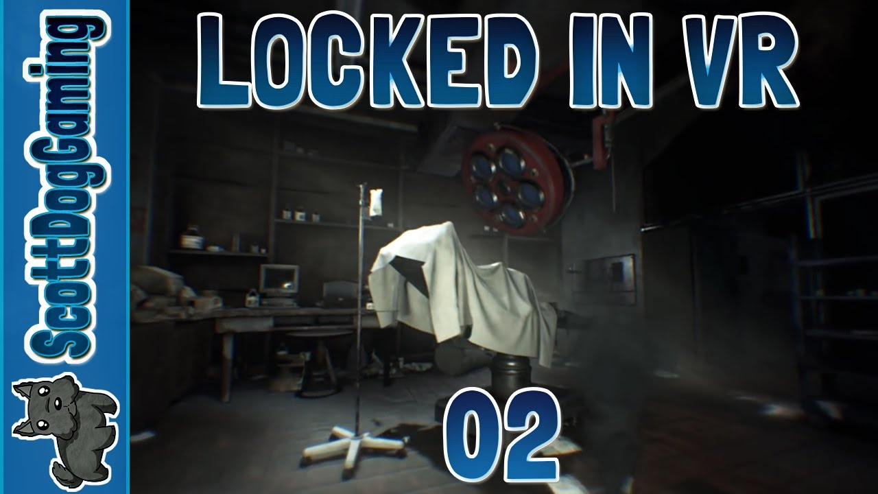 Locked In Vr The Projector Project Ep 02 Escape The