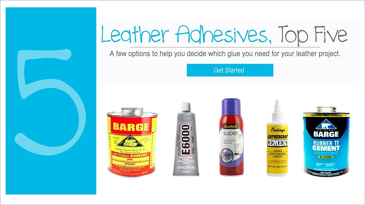 Best Glue For Leather Shoes