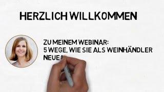 Webinar  Intro