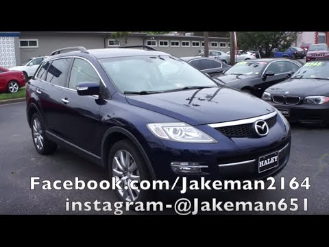 2008 Mazda CX 9 Grand Touring Walkaround, Start Up, Tour And Overview