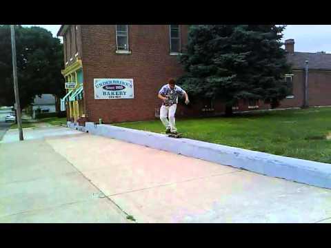 Skateboarding in quincy illinois