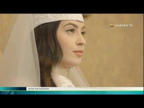 Recipe for friendship №2 (20.03.2017) - Kazakh TV
