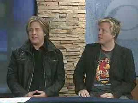 Live Interview: Matthew & Gunnar Nelson (aka the Nelson twins) talk about Bozeman concert