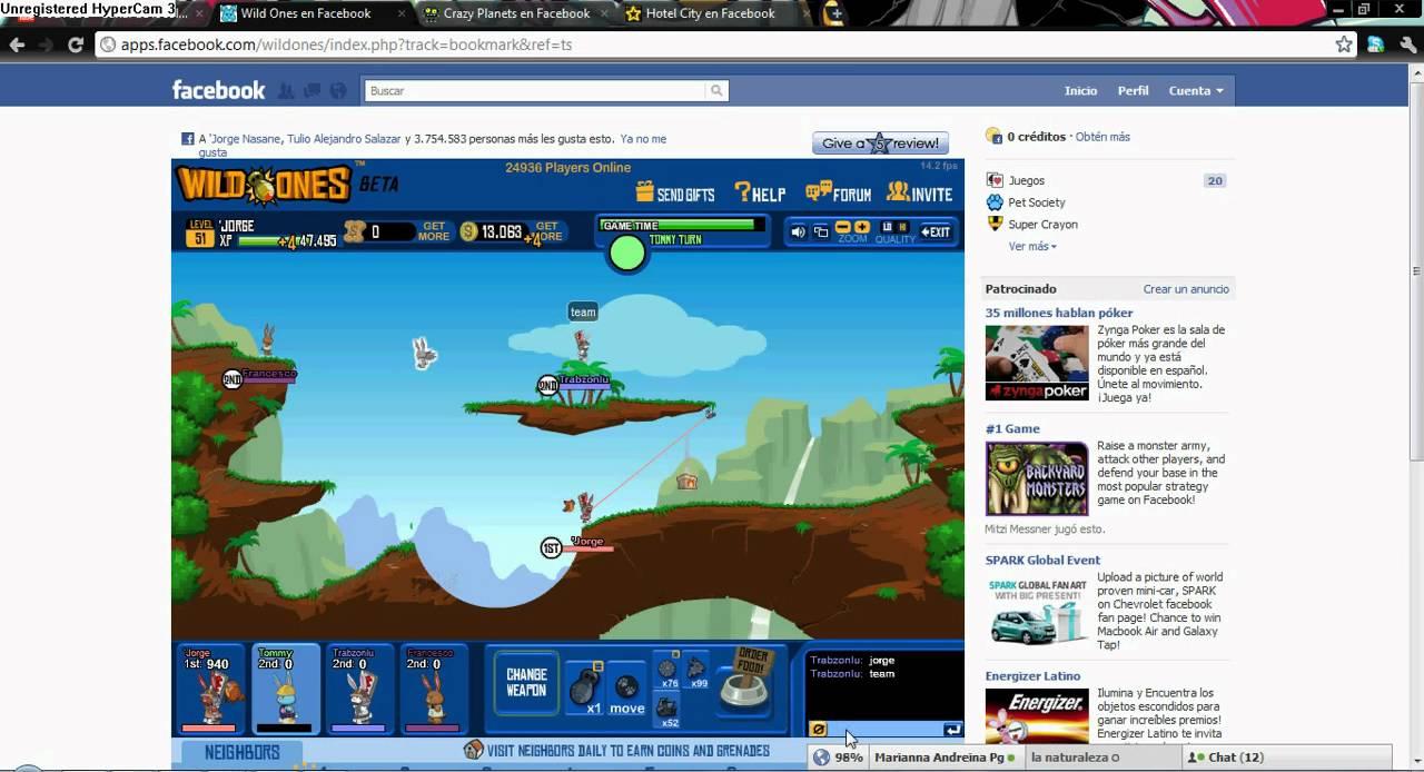 Los Mejores Juegos De Facebook Youtube