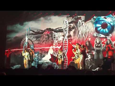 Little Mix - DNA/Freak Glory Days Tour Newcastle 11/10/17