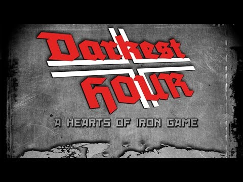 """Let's play Darkest Hour (Italy) - part 69 """"18th July - 25th February 1937"""""""