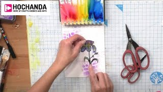 AALL & Create Crafts and Mixed Media with Leonie Pujol on Hochanda