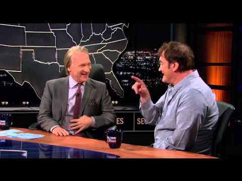 Real Time with Bill Maher: Quentin Tarantino  HBO