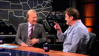 Real Time with Bill Maher: Quentin Tarantino Interview (HBO)