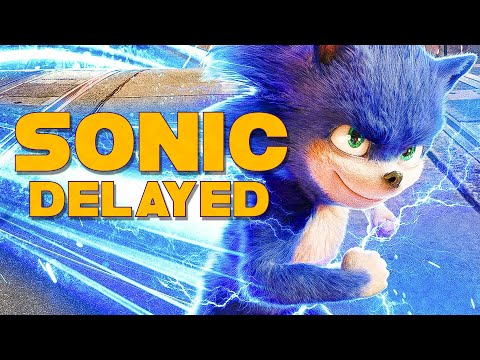 Sonic: The Hedgehog Movie Delayed, Minions 2, Indiana Jones 5 - News Access