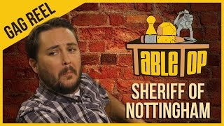 Sheriff of Nottingham - Gag Reel - TableTop Season 3 Ep. 7
