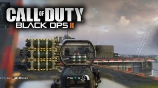 COD Black Ops 2 Multi Team Kill Confirmed Multiplayer Gameplay on Carrier Map Xbox 360/PS3/Wii U