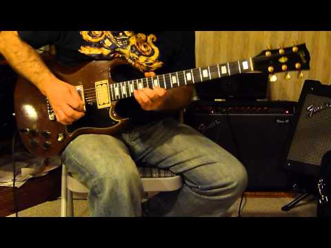 The Beatles - Helter Skelter - guitar cover