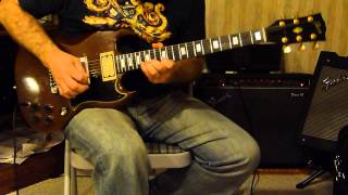 the beatles helter skelter guitar cover