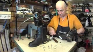 Тестируем крючок для прошивки подошвы от опт-мега.рф  Ремонт обуви.(Тест одного из самых востребованных инструментов в ремонте обуви, крючка для прошивки подошвы. Какие требо..., 2016-03-01T17:30:00.000Z)