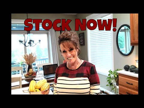 What To Stock Up On Pantry Chat With Linda's Pantry