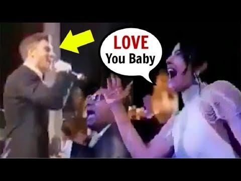 Nick Jonas SINGS For Priyanka Chopra In UNSEEN Wedding Video