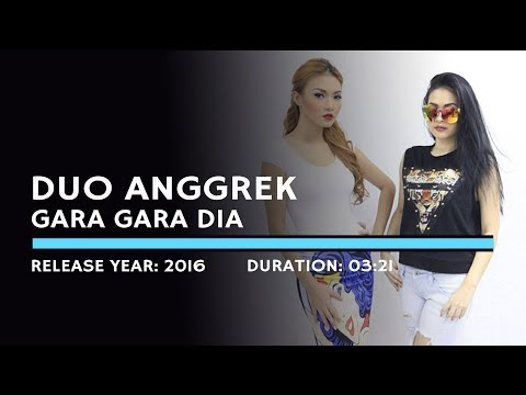 Duo Anggrek - Gara Gara Dia (Lyric)