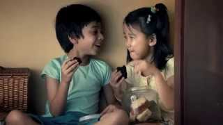 Heart touching  Brother  and Sister by  Nestlé