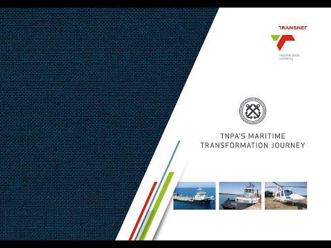 Maritime Transformation Legacy - Transnet National Ports Authority