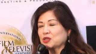 Susan R. Legaspi, Career Achievement Award TheWIFTS Foundation Awards 2010 Thumbnail