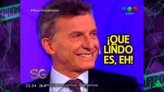 Mauricio Macri con Susana Gimenez - DDD