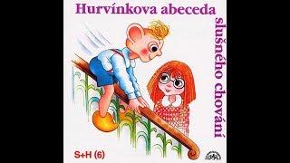 HURVÍNEK Hurvínkova abeceda slušného chování