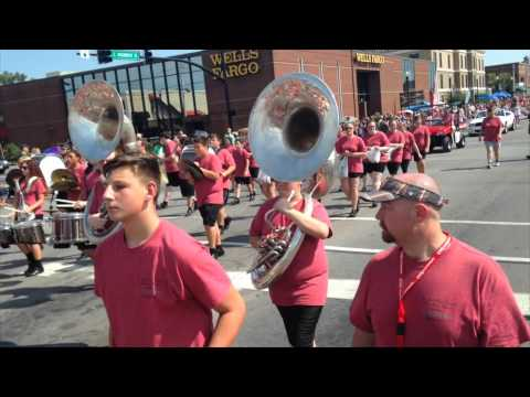 FROM THE FIELD: Good Hope High School Band