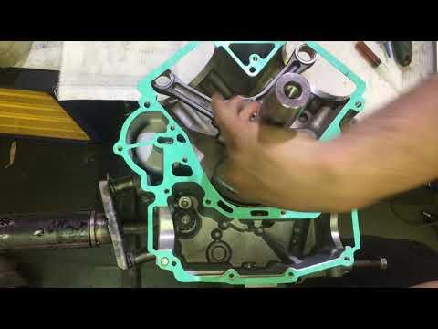 Video manual. Engine