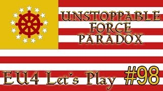 Unstoppable Force Paradox - Part 98 - United States of America, Greece, Wales and Japan