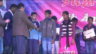 prize distribution of philanthropy programme