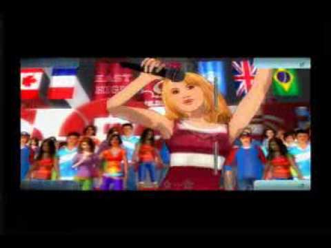 High School Musical: Sing It - Wii Trailer
