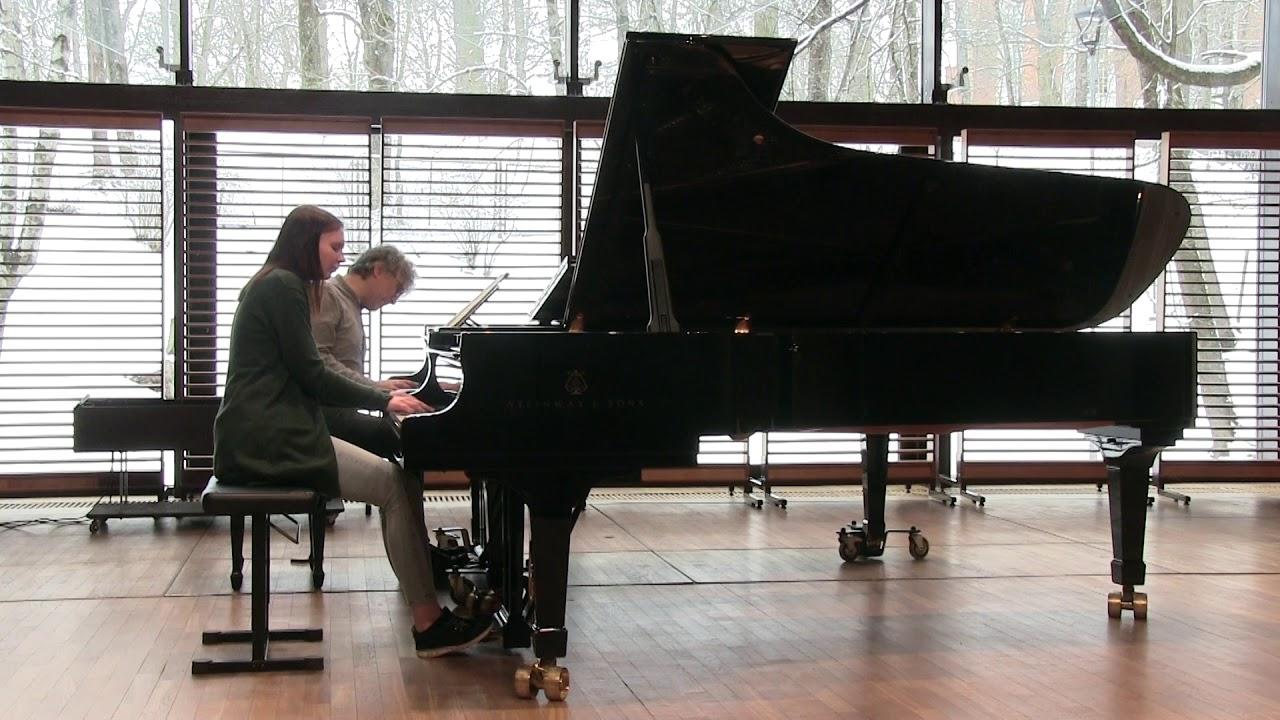 Koolidevahelise pianistide konkursi tulemused