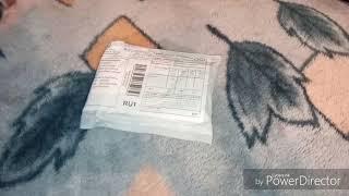 Распаковка посылки с АлиЭкспресс.