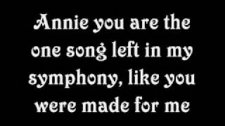 SAFETYSUIT - ANNIE ;.LYRICS video.;