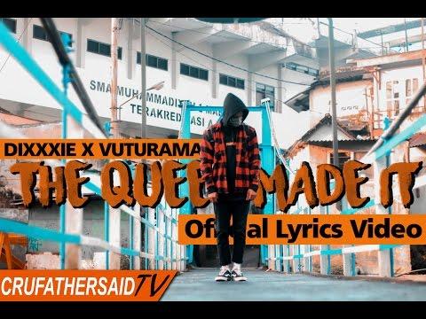 Dixxxie X Vuturama - The Queen Made It ( Lyrics)