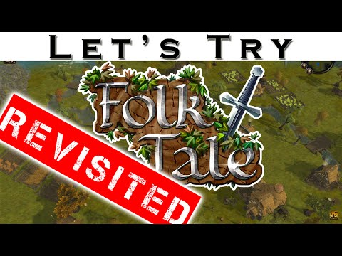 Let's Try Folk Tale (REVISITED: JULY 2016) - RPG City Builder - Folk Tale First Gameplay Review