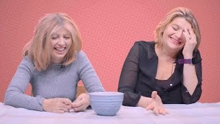 Mothers and Daughters discuss dating and sex