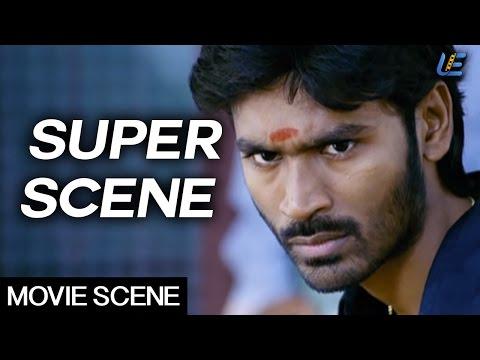 Venghai - Super Scene | Dhanush | Tamannaah | Devi Sri Prasad