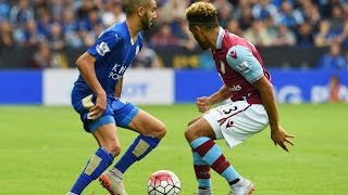 vuclip Riyad Mahrez vs Aston Villa (Home) ● (13/09/15) ● HD