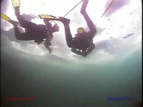 Hoofer SCUBA - Ice Dive Day 2
